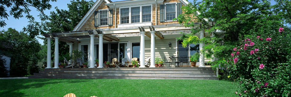 Two decades of landscaping services